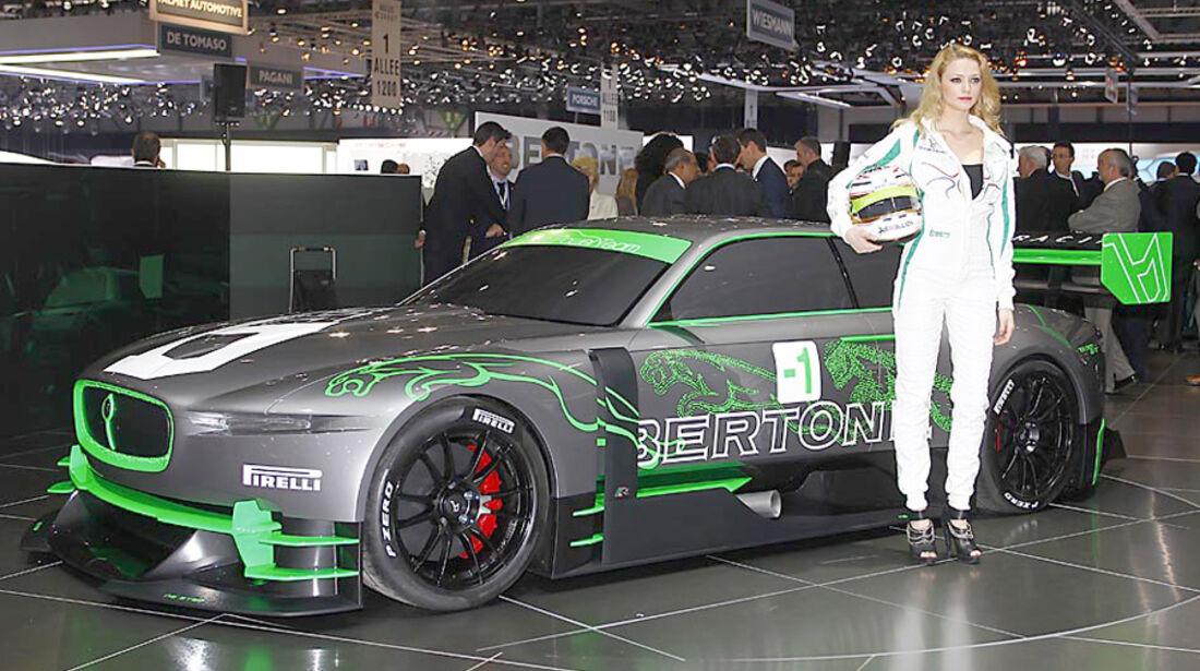 Bertone JB Jaguar 99 GT