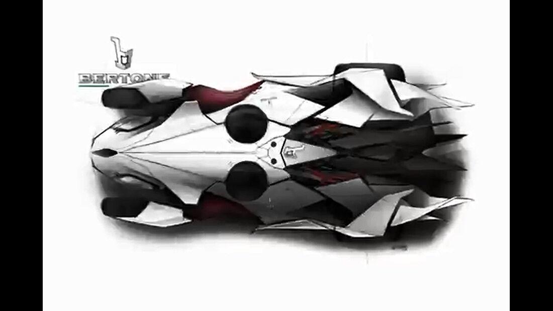 Bertone Vision Gran Turismo