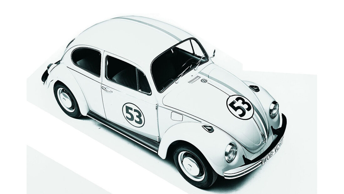 Berühmte Filmautos: Herbie