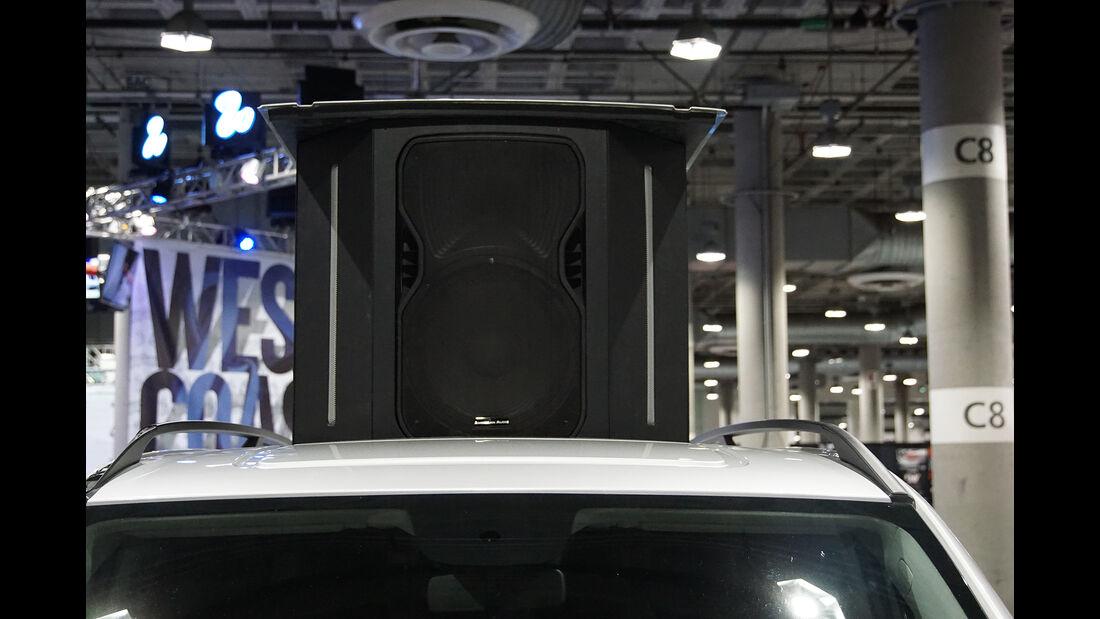 Besonderheiten L.A. Auto Show 2018