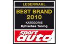 Best Brand 2010 Optisches Tuning Logo