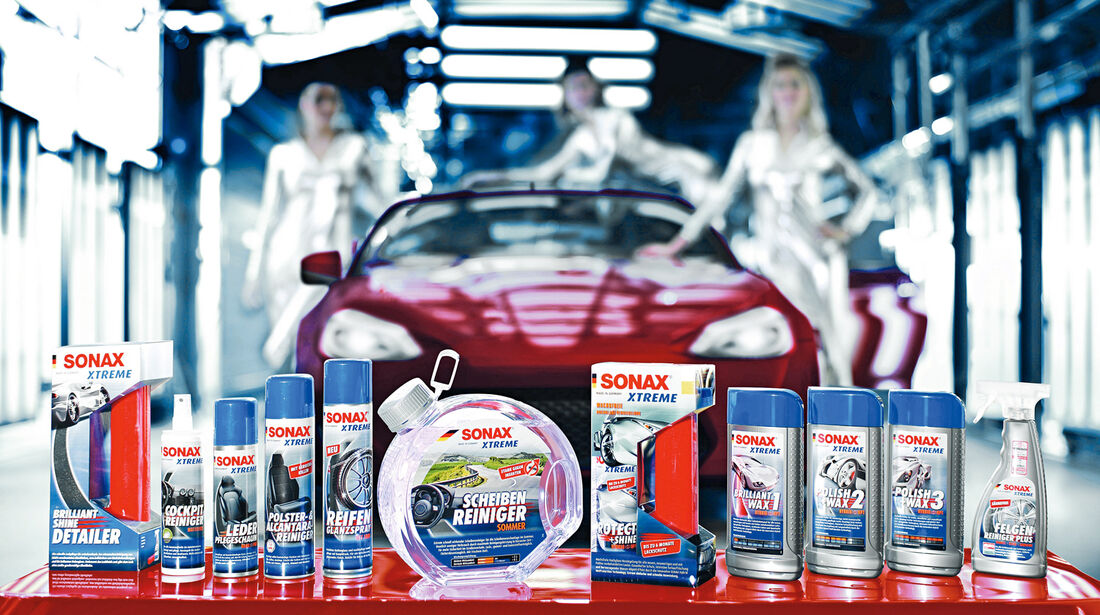 Best Brands 2014, Pfelgemittel, Sonax