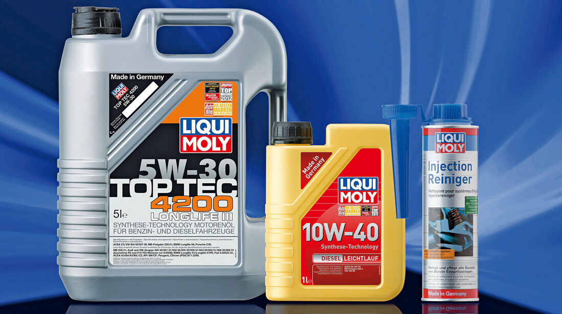 Best Brands 2014, Schmierstoffe, Liqui Moli