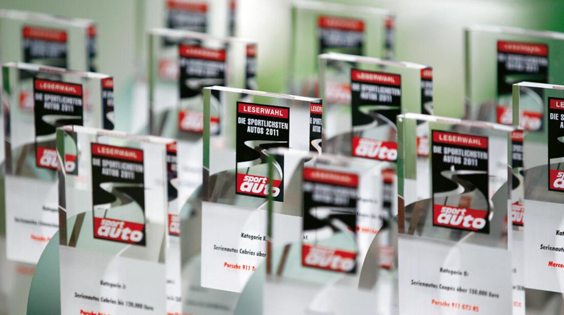 Best Brands, Pokale, Auszeichnungen