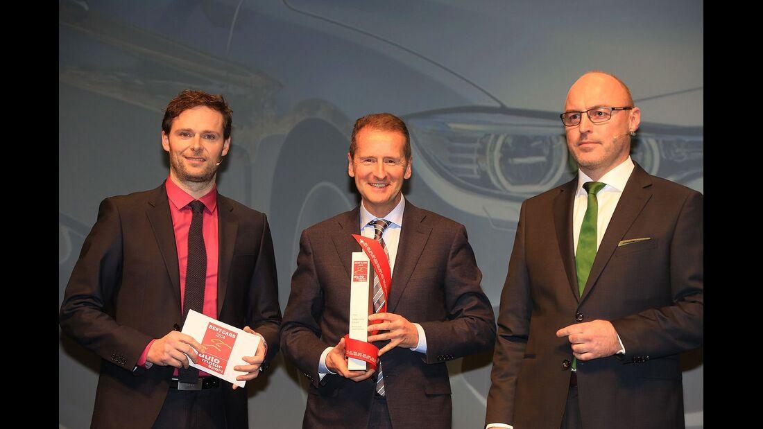 Best Cars 2014 Preisverleihung