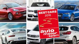 Best Cars 2016