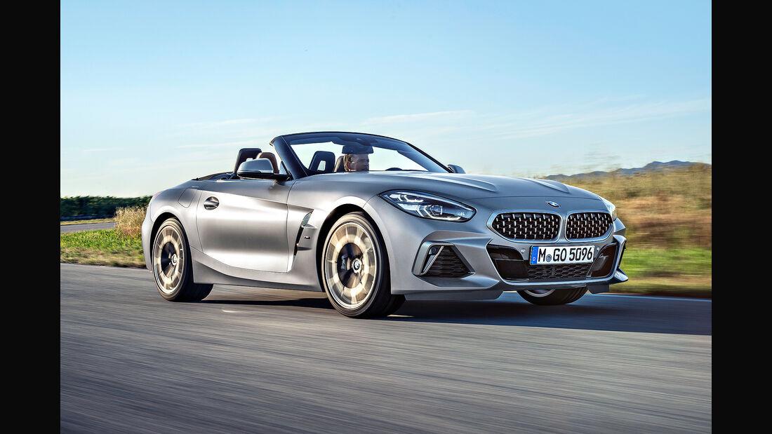 Best Cars 2019, Preis, BMW Z4