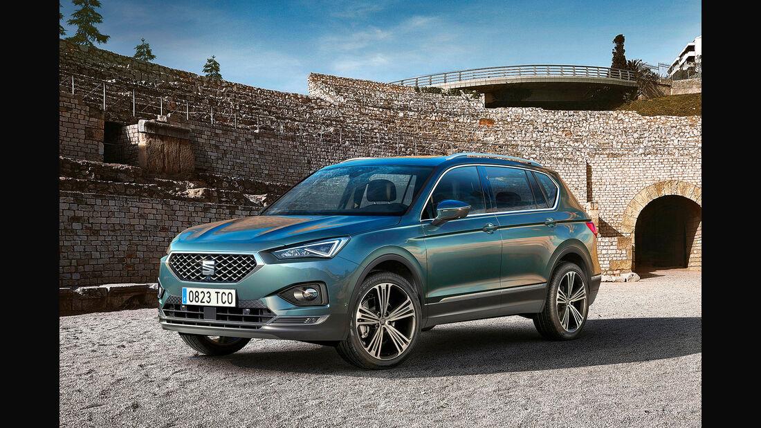 Best Cars 2019, Preis, Seat Tarraco