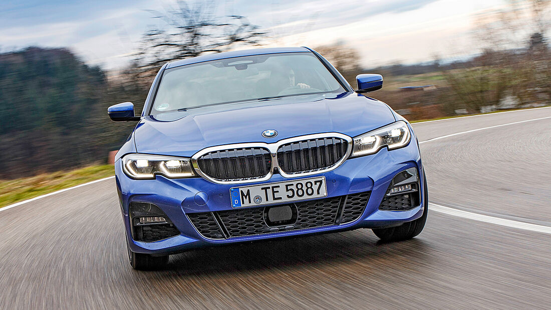 Best Cars 2021, BMW 3er