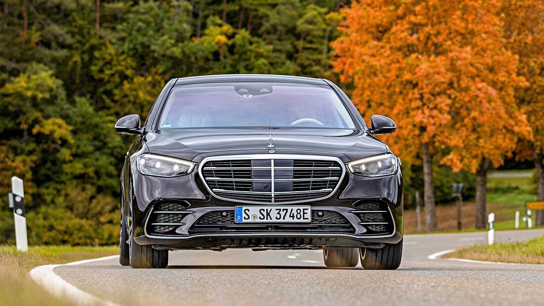 Best Cars 2021, Mercedes S-Klasse
