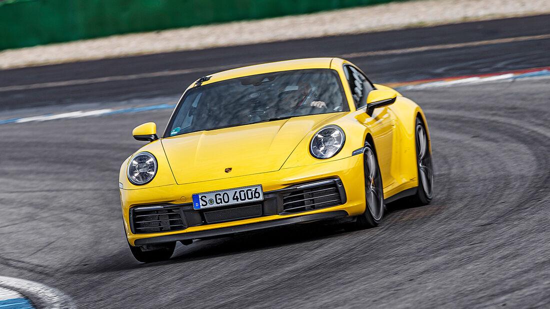 Best Cars 2021, Porsche 911