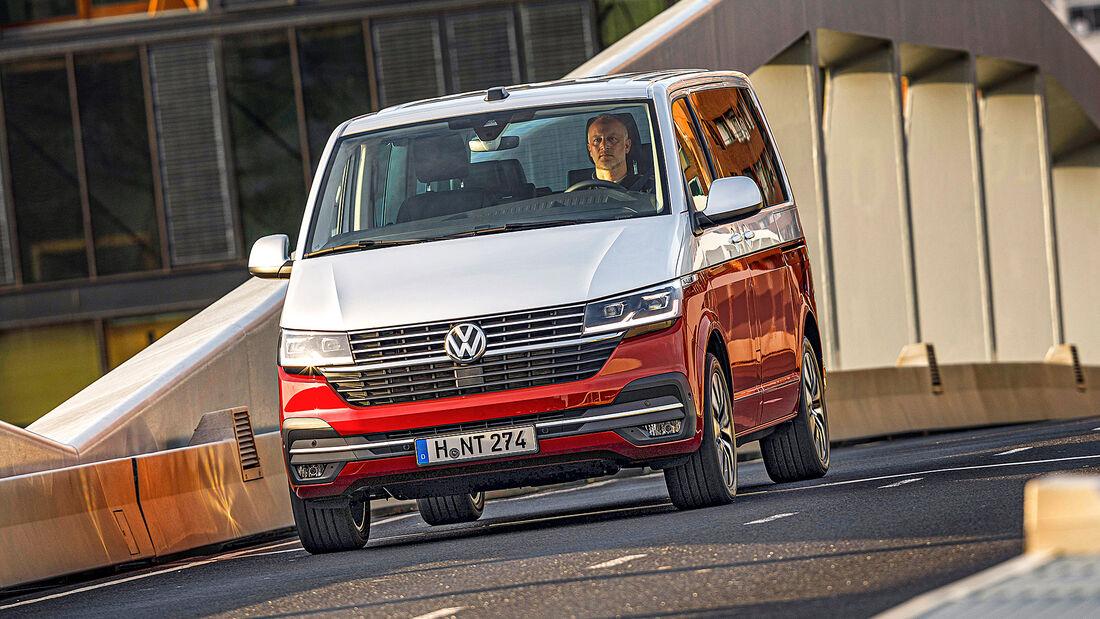 Best Cars 2021, VW Multivan