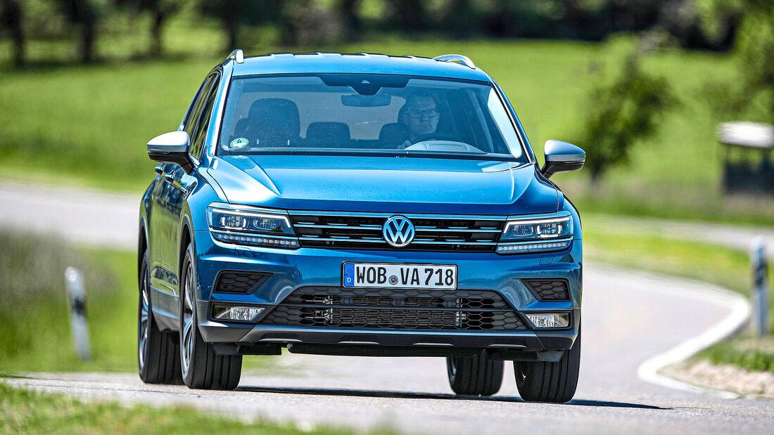 Best Cars 2021, VW Tiguan