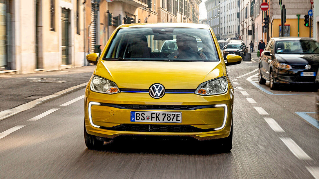 Best Cars 2021, VW Up