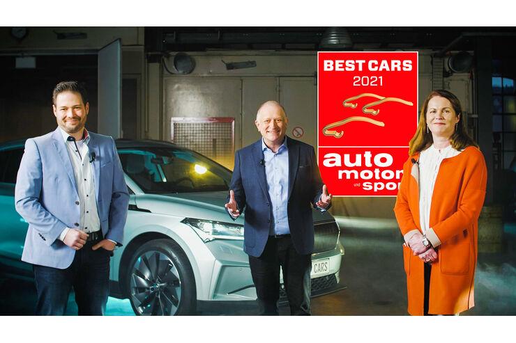 Best Cars 2021: Alle Sieger der großen Leserwahl - auto motor und sport