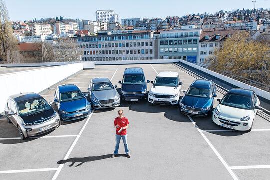 Best Cars, Alle Fahrzeuge, Sebastian Renz