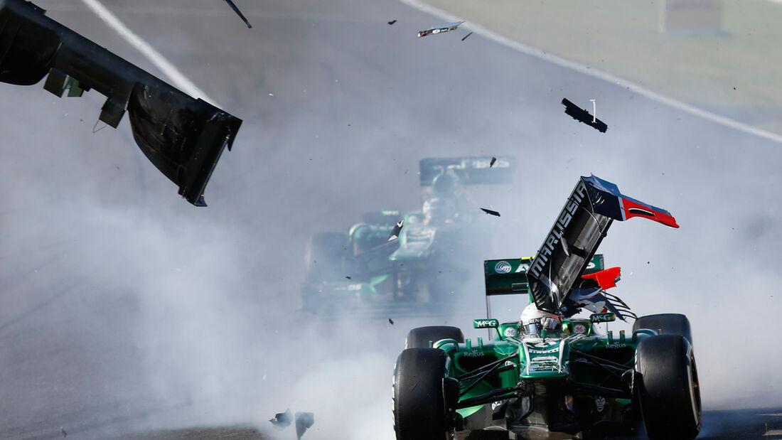 Best of Crashs 2013
