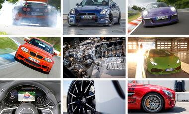 Best of Ersatzteilpreise, Sportwagen, Werkstatt, Service