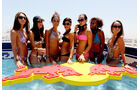 Best of Grid Girls 2012 Formel 1