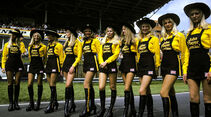 Best of Grid Girls - Historie - F9