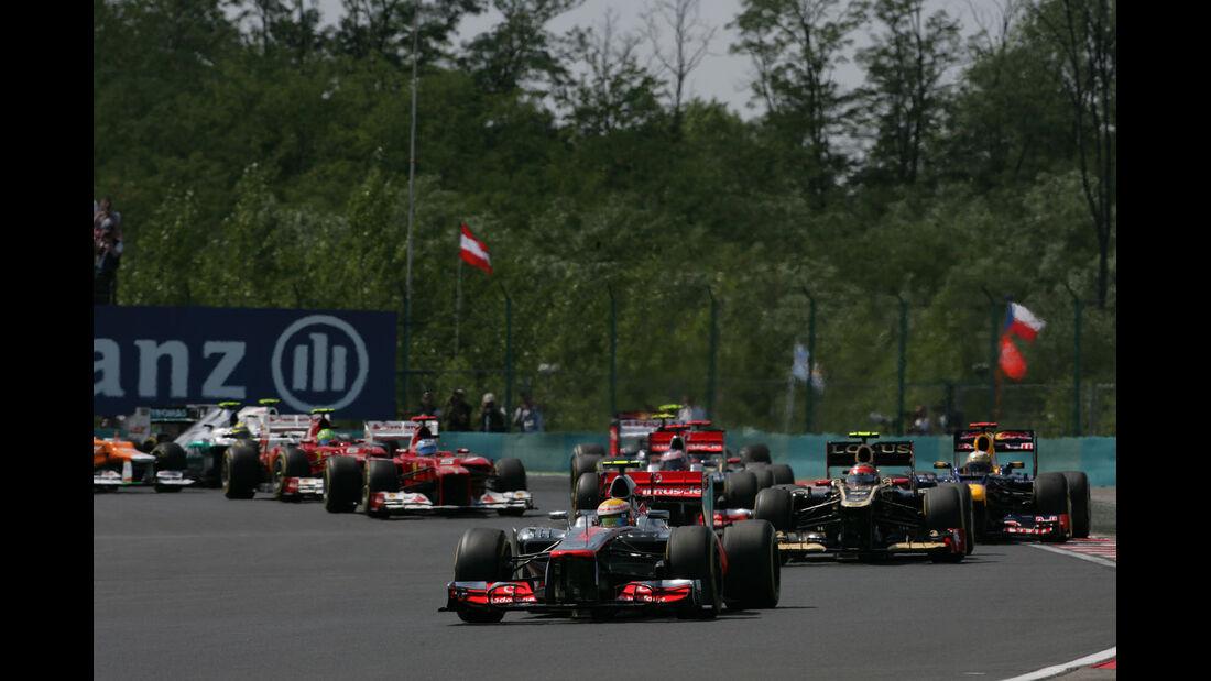 Bestnoten GP-Saison 2012