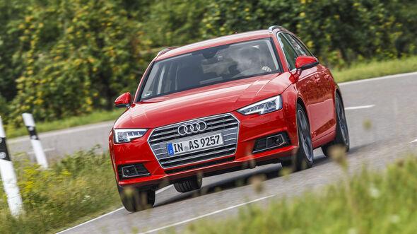 Bestseller zum Bestpreis, Audi A4