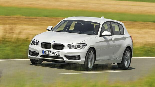Bestseller zum Bestpreis, BMW 1er