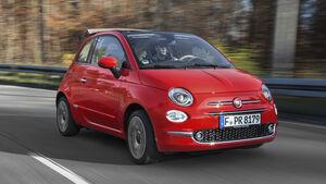 Bestseller zum Bestpreis, Fiat 500