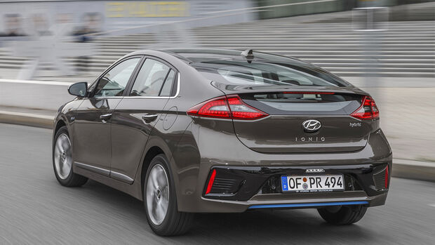 Bestseller zum Bestpreis, Hyundai Ioniq