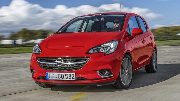 Bestseller zum Bestpreis, Opel Corsa