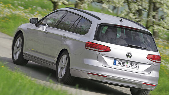 Bestseller zum Bestpreis, VW Passat