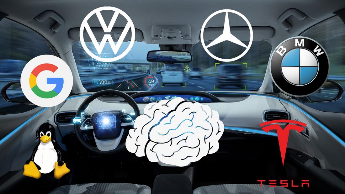 Betriebssysteme im Auto