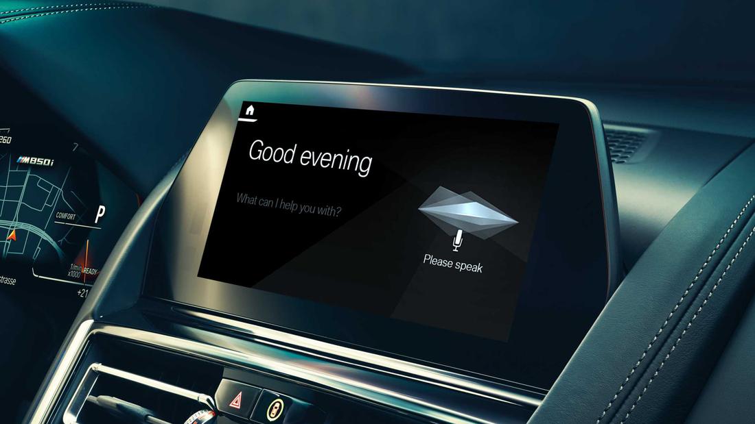 Betriebssysteme im Auto BMW OS 7.0