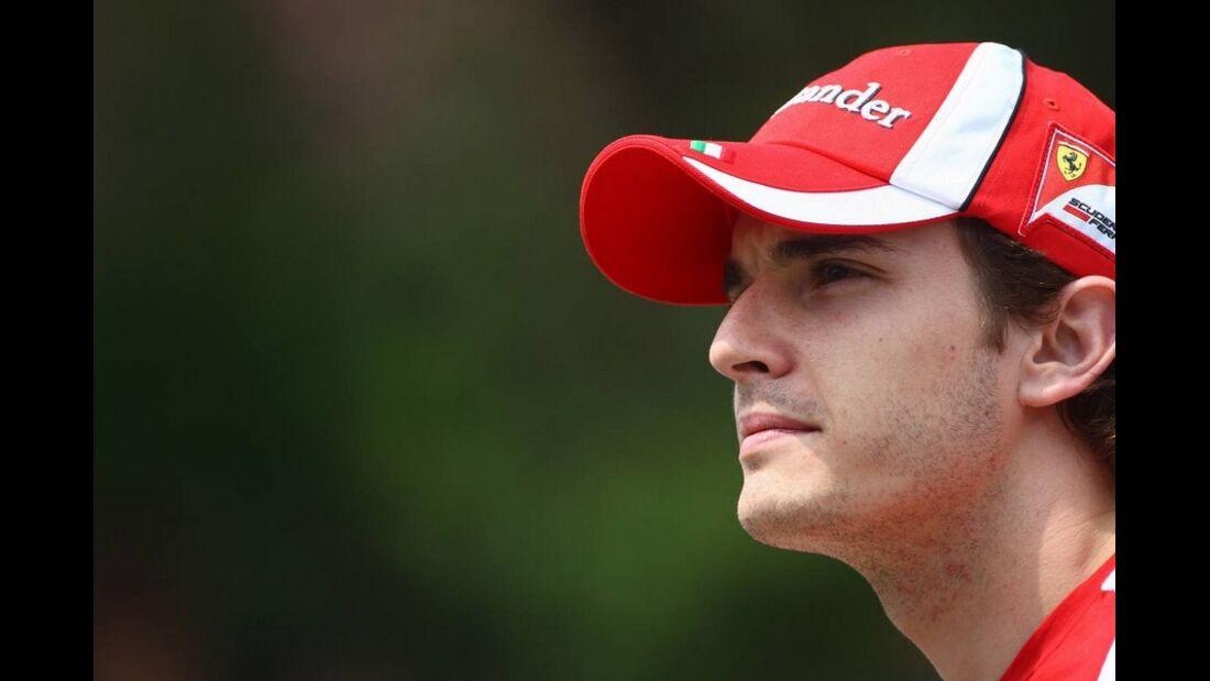Bianchi Formel 1 GP China 2011