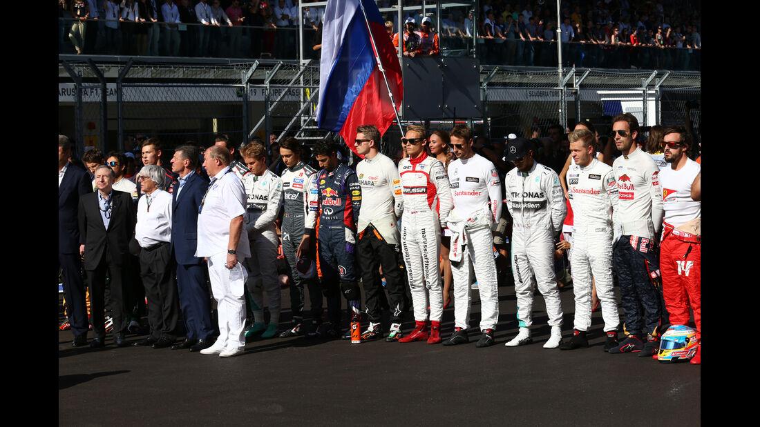 Bianchi-Tribute - GP Russland 2014
