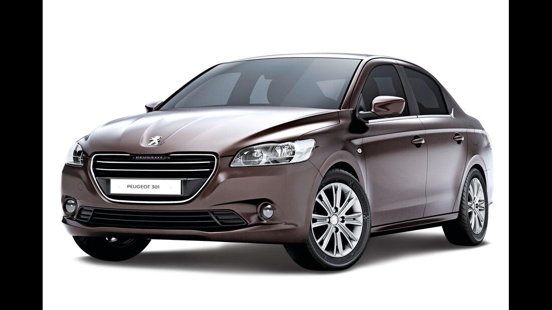 Billig-Autos, Peugeot 301