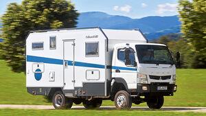 Bimobil EX 460, Caravan Salon 2014