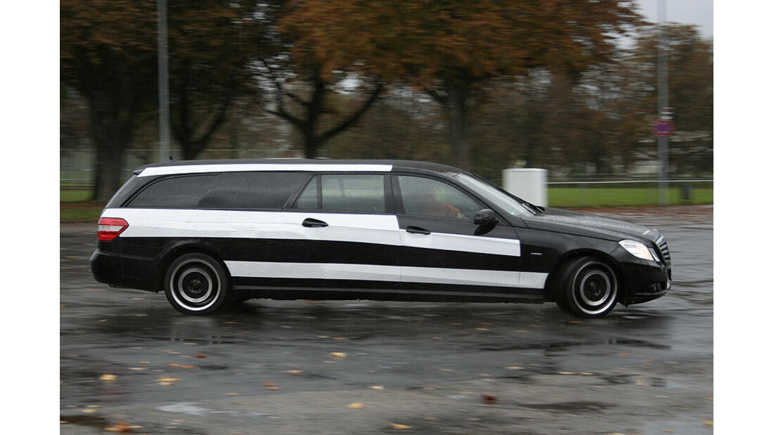 Binz Mercedes E-Klasse T-Modell langer Radstand