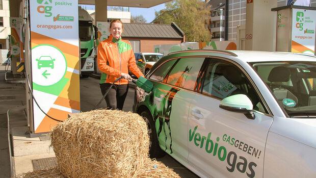 Biogas Verbio