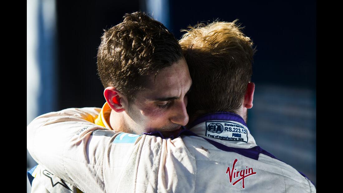 Bird & Buemi - Formel E - Argentinien - 2016