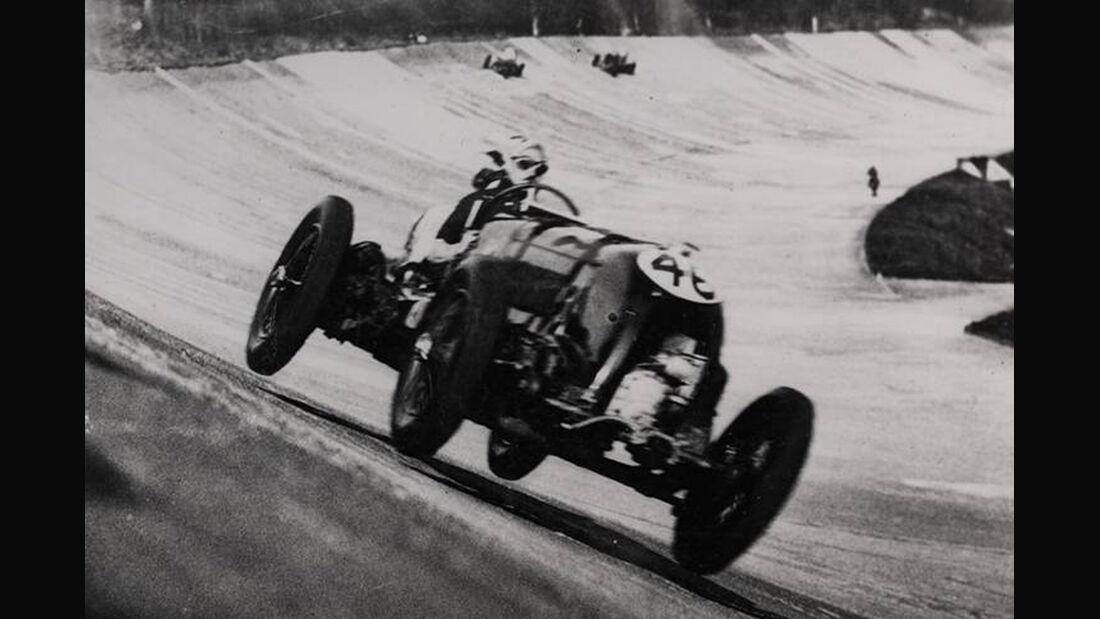 Birkin-Bentley Single-Seater, Le Mans