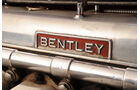 Birkin-Bentley Single-Seater, Schild, Schriftzug