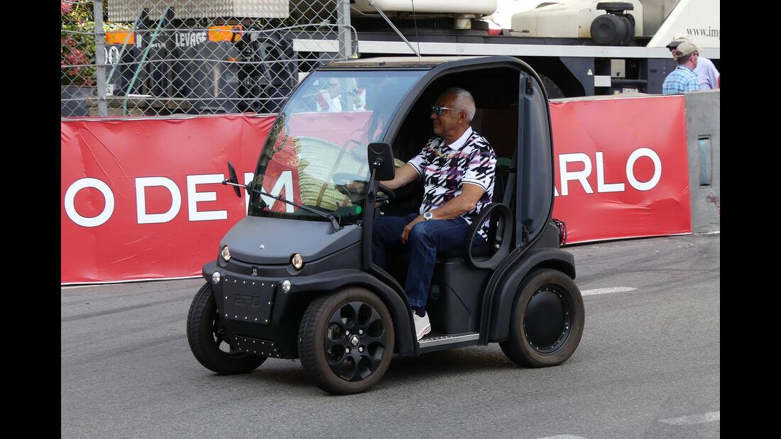 Biro - Carspotting - GP Monaco 2016