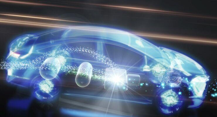 Bis 2025 sollen die Kosten für Brennstoffzellen deutlich sinken.