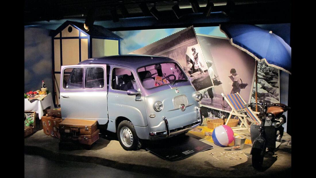 Biscaretti-Museum, Fiat 600 Multipla