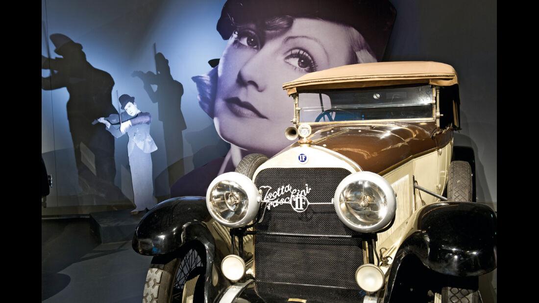 Biscaretti-Museum Iosetta Fraschini
