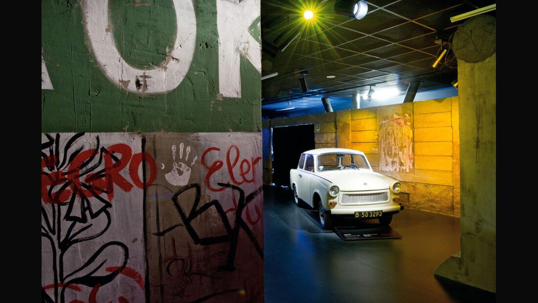Biscaretti-Museum Trabi