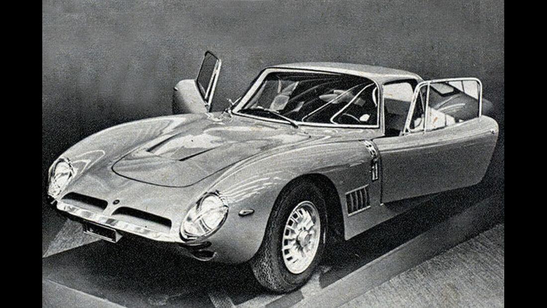 Bizzarini, 530 Strada, IAA 1967