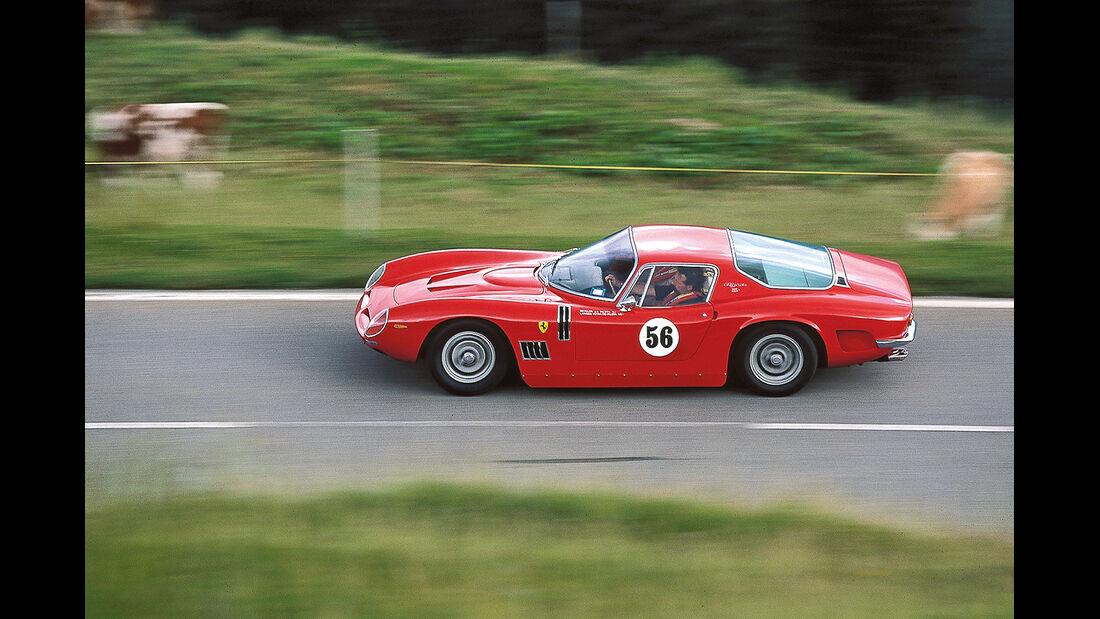 Bizzarrini 5300 GT Strada, Seitenansicht