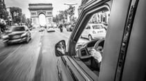 Black Cab LEVC TX eCity, Seitenspiegel